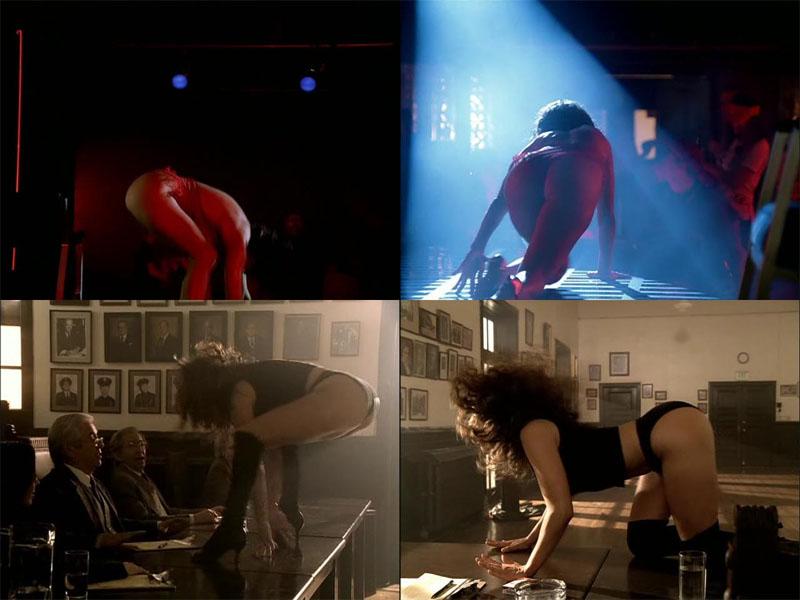 image Jlo flashdance remade music video