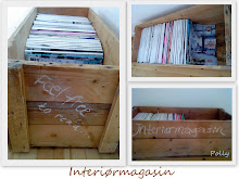 My home: Magazine holder