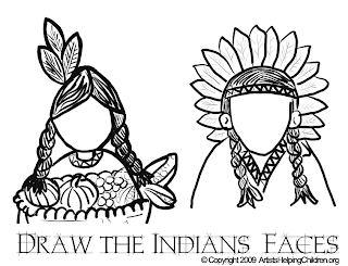 The Creativity Room: [kids focus] thanksgiving coloring pages