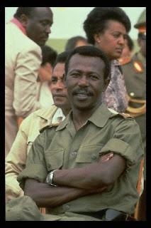 Zimbabwe's MDC plan to extradite Mengistu Haile Mariam to Ethiopia