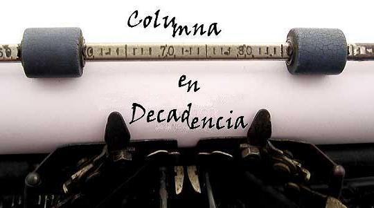 Columna en Decadencia