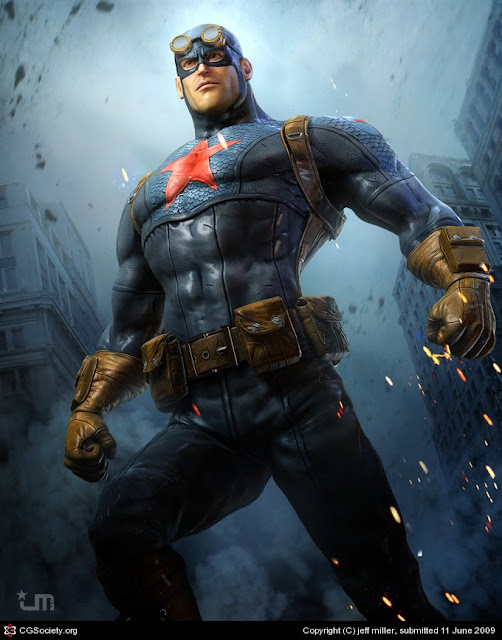 Pixologic Superhero