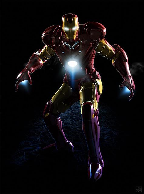Ironman - Iconic