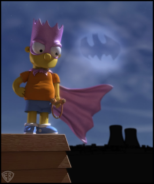 Bartman: The Dark Knight