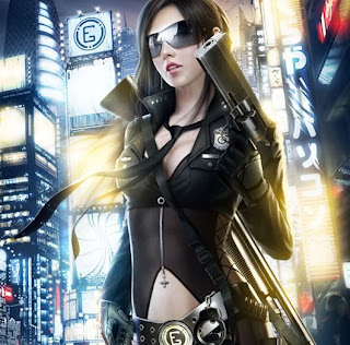 Creative 3D Game Characters Girls