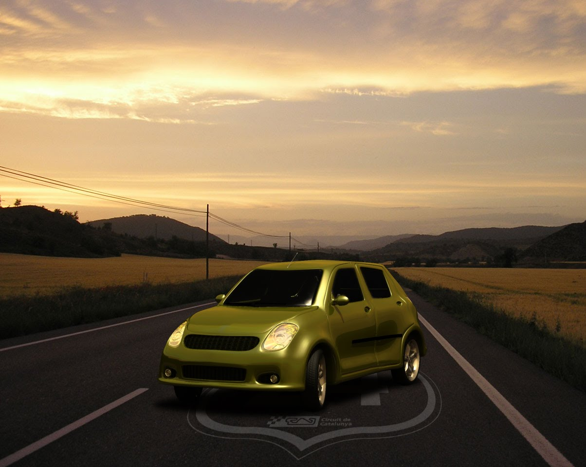 3D Car Models