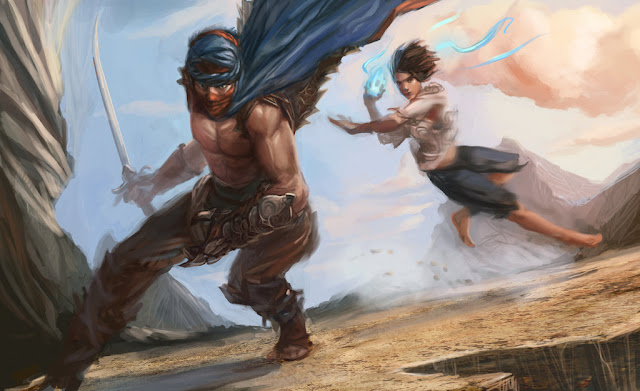Prince of Persia entry