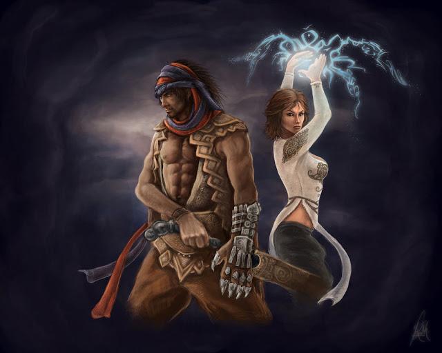 Prince of Persia artwork
