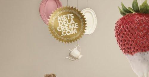 Mets de la crème Design