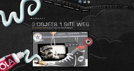 le web defi portfolio design