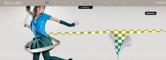 Bokicabo web design