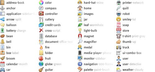 mini icon sets