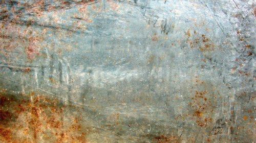 Collection of Rusted Textures