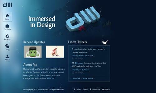 Dan Wiersema web design