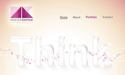 narendrakeshkar web design