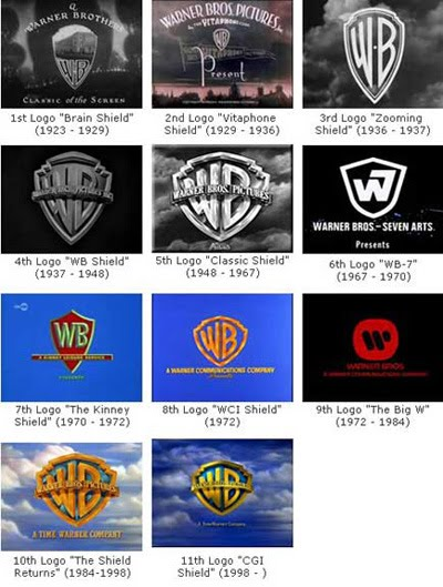 warnerbros logo design