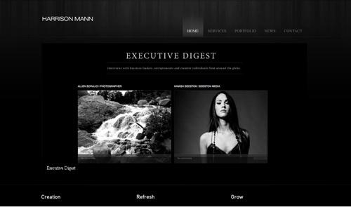 Harrison Mann Multi-Disciplinary Creative Design Consultancy