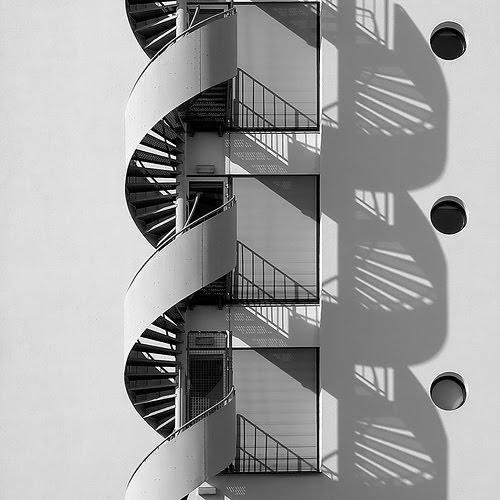 Inspiring Spiral Staircase: 30 Amazing Spiral Staircases Photos