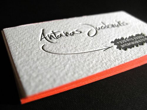 Antana Business Card