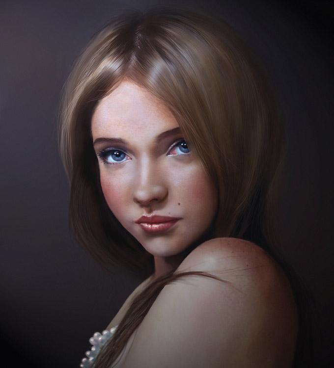 Eyes by Patrick Matthews