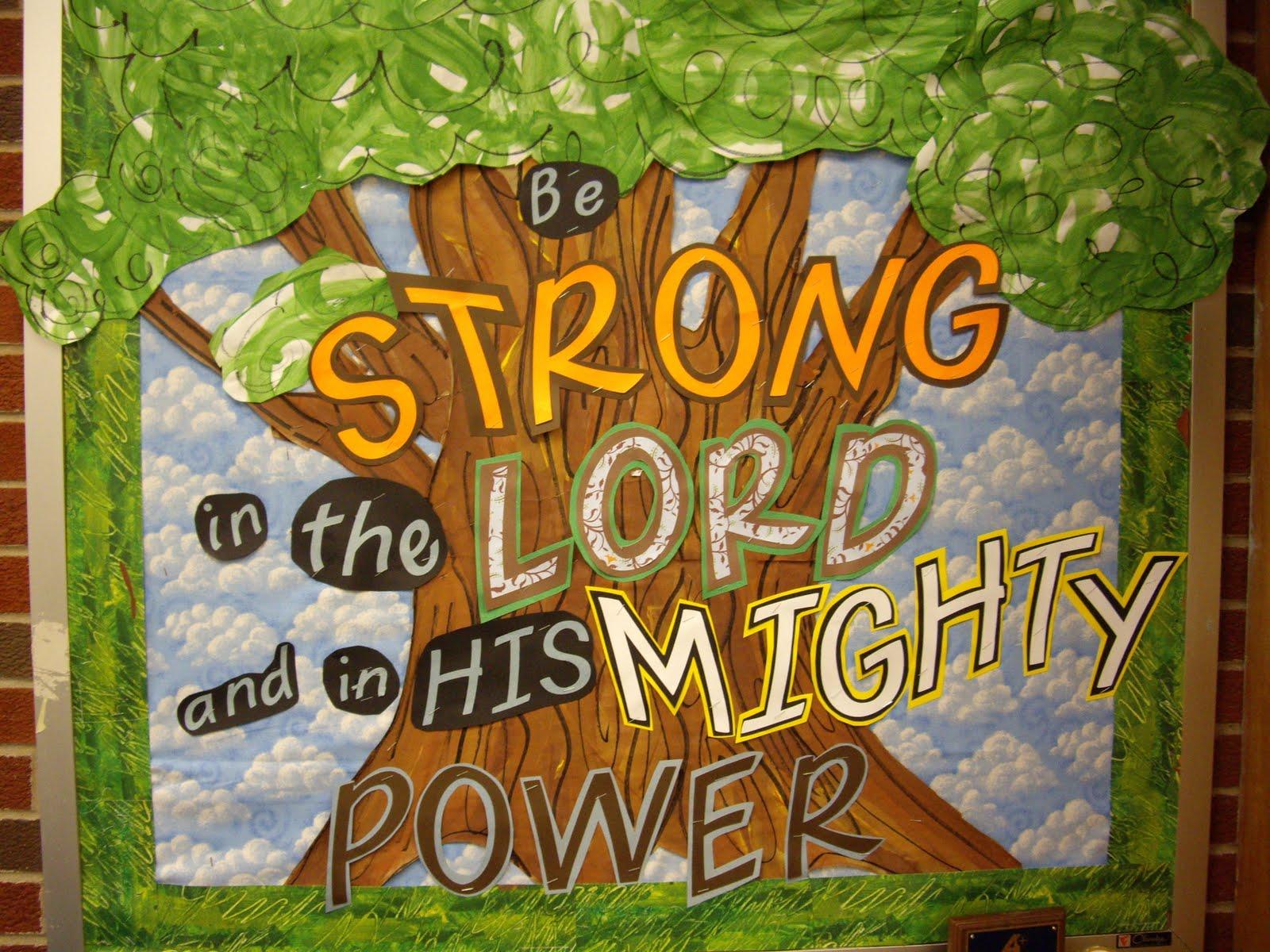 Sunday School Bullitin Boards on Pinterest | Sunday School ...