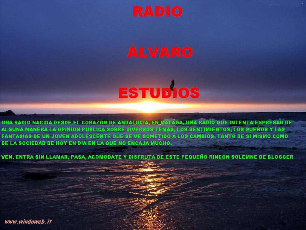 Radio Álvaro Estudios
