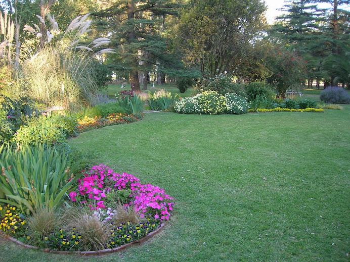 Paisajismo y dise o de parques y jardines - Casa campo y jardin ...
