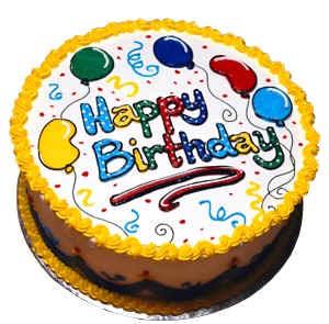 torta, compleanno, auguri, dolce