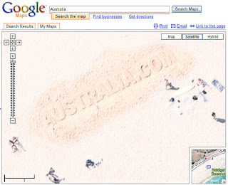 google, maps, spiaggia