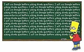 Google, simpson, bart, comics, dipendenza