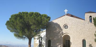 Campobasso, molise, chiesa, santa maria del monte