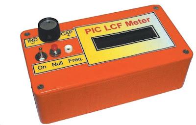 PIC LCF METER