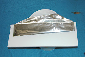 Living Prepared ---: Mylar Bag Sealing Using a Clothes Iron