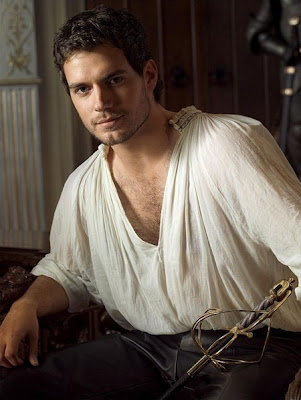 Henry Cavill Flaunts His Chest Rug