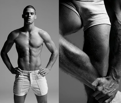 Chad White in Black & White