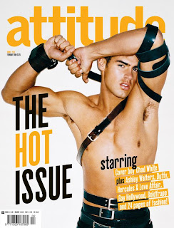 Chad White for Attitude Magazine