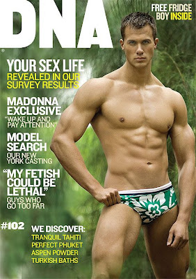 Tyler from DNA Magazine