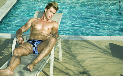 Timoteo swimwear models
