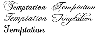 Media Studies Advanced Portfolio: Font Samples