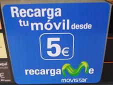 AHORA RECARGA TU MÓVIL EN INFORMATIC@ MIPC