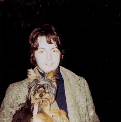 There Seems To Be A Lot Of Fan Photos Out Paul And Dog Most The Are With His Famous Beloved Sheep Martha My Dear