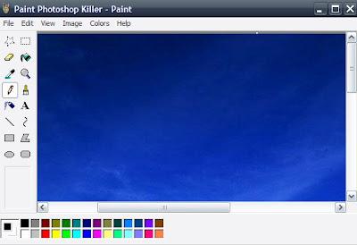 Paint - A Possible Photoshop Killer