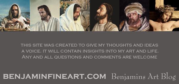 Ben's Art Blog