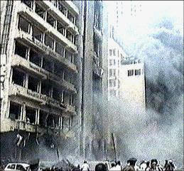Embassy of Israel Bombing 1992 - Hezbollah (with Iranian support)