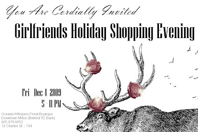 Oceana Whispers: Girlfriends Shopping Evening This Friday!!!
