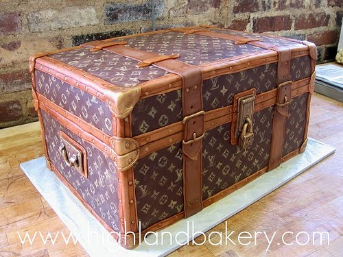 Highland Bakery Cake Menu