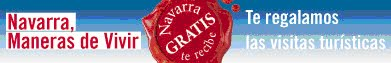 Navarra Te recibe Gratis. Si te alojas en Casa Rural Navarra Urbasa Urederra,