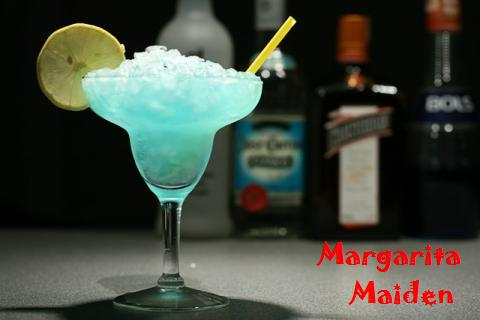 Margarita Maiden - Shop Till You're Tipsy !