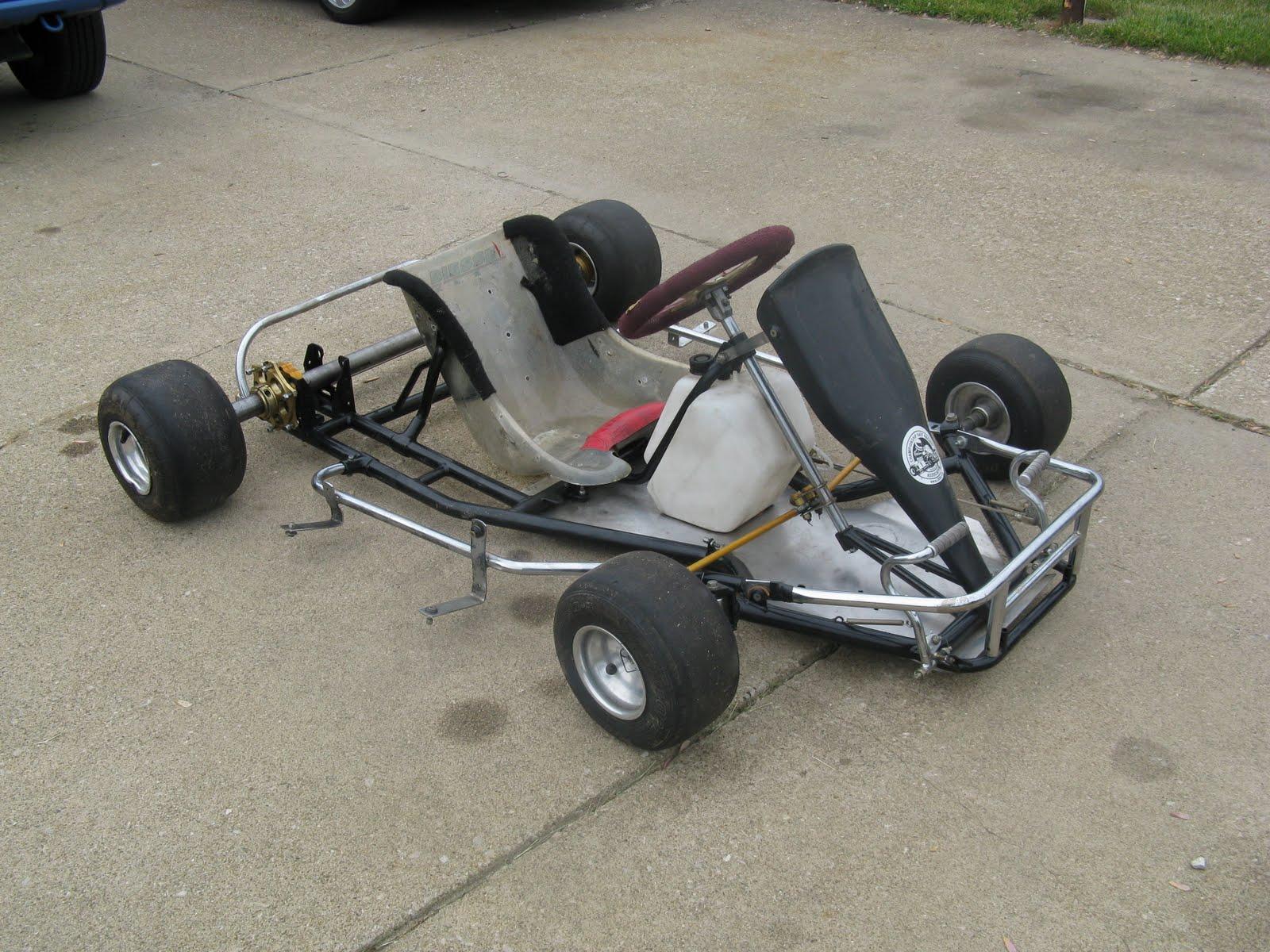 Shane Colton Electric Go Karts