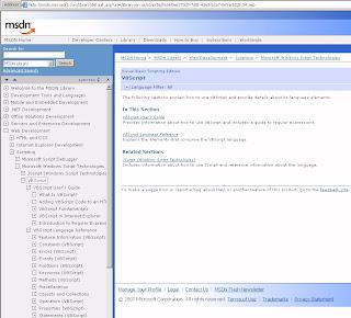 The Architect's Desktop: Formula Property VBScript Help